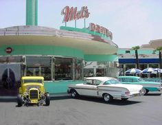 American Graffiti...... This was the story of my teenage life!