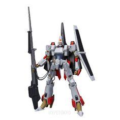 Heavy Metal L-Gaim ROBOT SPIRITS [SIDE HM] : L-Gaim Mk II