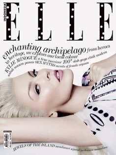 Elle Indonesia, July 2013