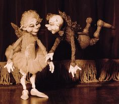 Ronnie Burkett Theatre of Marionettes  > http://puppet-master.com - THE VENTRILOQUIST ASSISTANT Become a new legend of the ventriloquism world with minimal time waste!