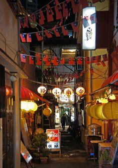 夜散歩のススメ「台南小路、横浜中華街」 神奈川県横浜市中区