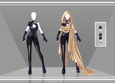 Adoptable Outfit Auction 54(closed) by LaminaNati.deviantart.com on @DeviantArt