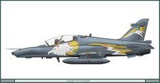 BAe Hawk Mk 108 - Malaysian Air Force (1995)