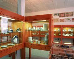 Museo-Centro di documentazione storico-artistica G.Bucci #Sala #decorazioni #imola #ceramica