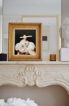 Artist Spotlight : Josh Young ( A Giveaway) French Apartment, Parisian Apartment, Toronto Apartment, Cheap Dorm Decor, Dorm Decorations, Design Living Room, Interior Design Inspiration, Architecture, Interior Decorating