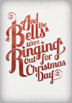 30 Creative Christmas Typography Designs for your Greeting Cards. Read full article: http://webneel.com/webneel/blog/30-creative-christmas-typography-designs-your-greeting-cards | more http://webneel.com/christmas-cards | Follow us www.pinterest.com/webneel
