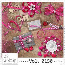 Vol. 0150 - Love Mix  by Doudou's Design  cudigitals.com cu commercial scrap scrapbook digital graphics#digitalscrapbooking #photoshop #digiscrap