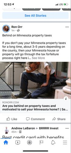 """Behind on Minnesota property taxes  If you don't pay your Minnesota property taxes for a long time, about 3-5 years depending on the county, then your Minnesota house or property will go through the tax forfeiture process right here in Minnesota.  The tax forfeiture process will send you a letter which says """"notice of expiration of redemption rights."""" A notice of expiration of redemption rights right here in Minnesota is a letter from the county where your house is located saying that you… Compound Effect, Minnesota Home, Property Tax, 5 Years, Finance, Lettering, Motivation, Lifestyle, Sayings"""