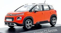 All-New Citroen C3 Aircross Leaked Through Scale Model #Citroen #Citroen_C3_Aircross