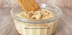 Mousse caramel au beurre salé | Aux Fourneaux