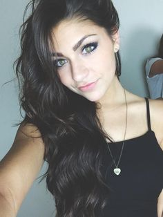 Andrea Russett is honestly so beautiful❤️
