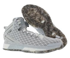 purchase cheap d7172 ff93d Adidas D Rose 6 Boost Basketball Mens Shoes Size 8.5, Light OnixRunning  White