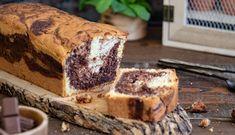 Bizcocho marmolado de chocolate con leche Chocolate Nestle, Chocolate Brownies, Tiramisu, Banana Bread, Fondant, Food And Drink, Ethnic Recipes, Desserts, Yummy Yummy