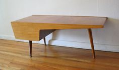 Mid century modern coffee table by John Stuart, made in Britain.
