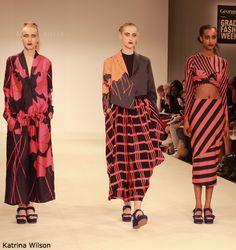 Modeconnect.com - Katrina Wilson Birmingham Institute of Art & Design at #GFW2015 - @textilesBCU, @BCUGFW  #hellobrum @MyBCU @unibirmingham #GFW15 #Fashion #FashionGrad
