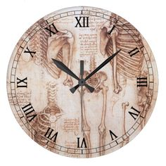 Anatomy Drawings Human Skeletons Leonardo da Vinci Wall Clocks we are given they also recommend where is the best to buyHow to          	Anatomy Drawings Human Skeletons Leonardo da Vinci Wall Clocks Review on the This website by click the button below...
