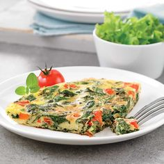 Eat your greens fritatta