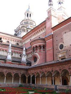 Certosa di Pavia Abbey | by Kenya Allmond