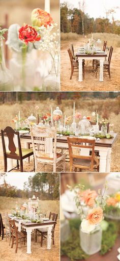Rustic Louisiana Wedding