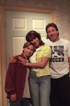 Outdoor Home Improvement Real Estates Printer Projects Jewelry Home Improvement Show, Home Improvement Projects, Jill Taylor, Patricia Richardson, 90s Tv Shows, Jonathan Taylor Thomas, Childhood Movies, Last Man Standing, Home