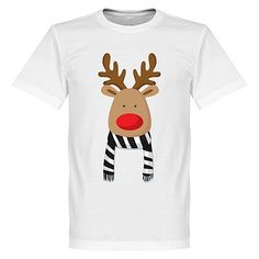Reindeer Real Madrid Supporter T-Shirt Christmas Shirts For Kids, Cute Christmas Outfits, Funny Christmas Shirts, Christmas Cards, Bad Kids, Ring Doorbell, Order T Shirts, Football, Colour List