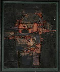 Lucio Muñoz - Ohne Titel / Untitled (Komposition) - Arte España - Informacion de la Obra Lucio Muñoz paintings, plastic arts, visual arts, fine arts, abstract