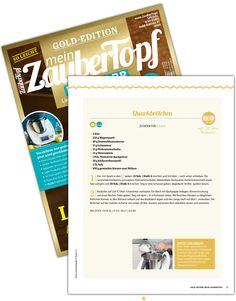 Vorschlag zu mein ZauberTopf Spezial Gold 01.2020 Seite 21 Gold, Yellow