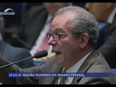 Gleisi Hoffmann  fica Nervosa com Senador José Aníbal Plenário - Sessão ...