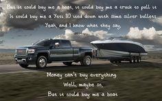 Buy Me A Boat ~ Chris Janson