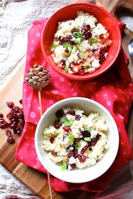 ValSoCal: Cranberry Couscous