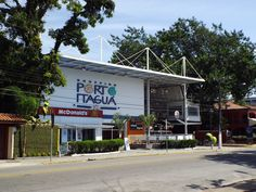Shopping Porto Itaguá - Ubatuba (SP)