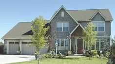 Colonial House Plan with 2300 Square Feet and 3 Bedrooms(s) from Dream Home Source | House Plan Code DHSW36454