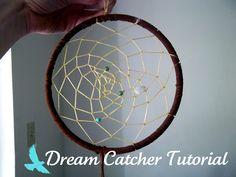 Princess Rhyme: Dream Catcher Tutorial