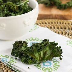 Kale Chips by fortmillscliving- Delicious on the first try!