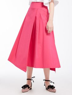 Image result for MARELLA PINK MIDI SKIRT SIZE 50