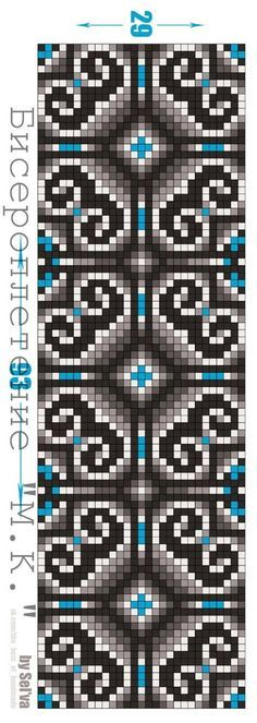 Pildiotsingu loom beaded bracelet patterns tulemus