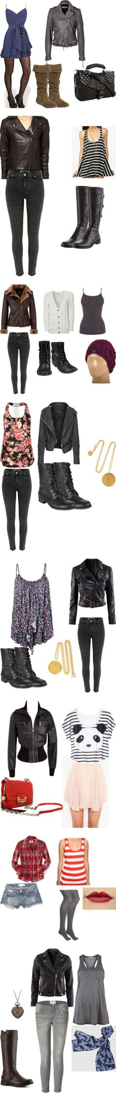 """Allison Argent Favorites!"" by rawhitwell on Polyvore LOVE her style!"