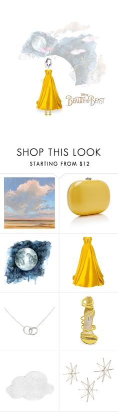 """Untitled #225"" by sadietots ❤ liked on Polyvore featuring Disney, Alex Perry, Cartier, Steve Madden, Uttermost, BeautyandtheBeast and contestentry"
