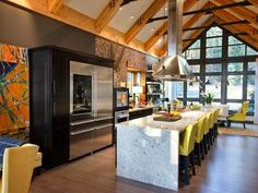Kitchen Pictures From HGTV Dream Home 2014 : Dream Home : Home & Garden Television