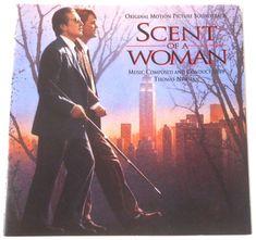 Scent of A Woman Original Motion Picture Movie Sountrack CD La Violetera (177A) #FilmScoreSoundtrack