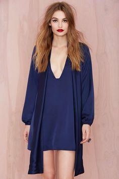 Nasty Gal Whitney Dress. women's fashion and style.