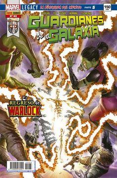 Guardianes de la Galaxia (2013-) #63