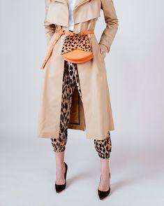 Genuine leather crossbody bag OVsatchel Brand Leather Crossbody Bag, Leather Bag, Duster Coat, Handbags, Photo And Video, Jackets, Instagram, Women, Fashion