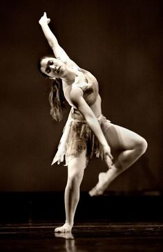 Contemporary dance is wonderful to see