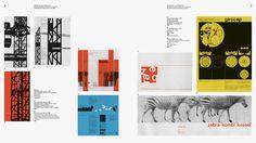 Neue Grafik/New Graphic Design/Graphisme actuel 1958–1965 edited by Lars Mueller