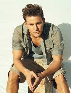 Channing, be mine>3