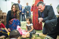 Al Hussein Social Foundation for Orphans, June 17, 2015, queen rania