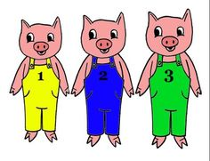 The 3 Little Pigs Build a Strong Home - Sharing Time or FHE Lesson