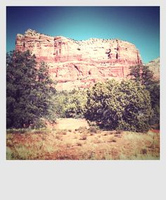 sedona, az...my backyard growing up.  Miss this view!