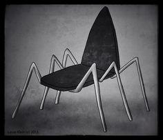 Scorpion Chair – Concept Scorpion, Concept, Chair, Furniture, Design, Home Decor, Scorpio, Decoration Home, Room Decor
